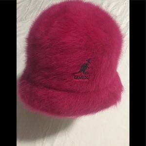 Kangol angora hat